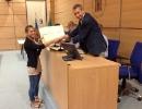 Cerimonia consegna diplomi - anno 2013/2014