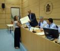 Cerimonia consegna diplomi - anno 2014/2015