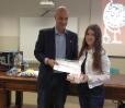 Premiazioni finalisti Giochi Matematici Bocconi 2014