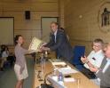 Cerimonia consegna diplomi - anno 2011/2012