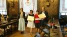Premiazione tema MANTOVA CAPITALE ITALIANA DELLA CULTURA 2016